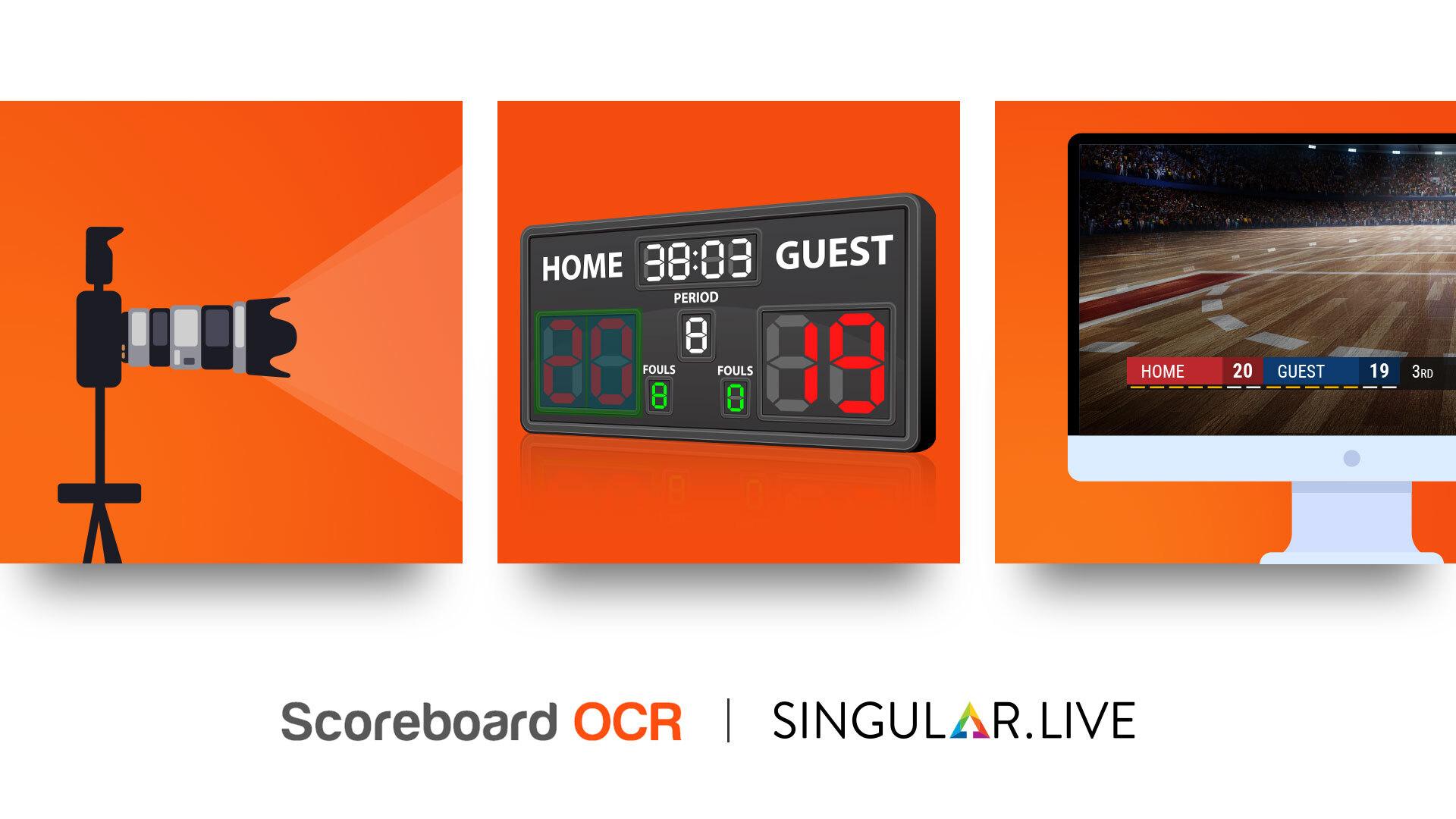 Scoreboard OCR - Send Scoreboard Digits to Overlays With a Camera