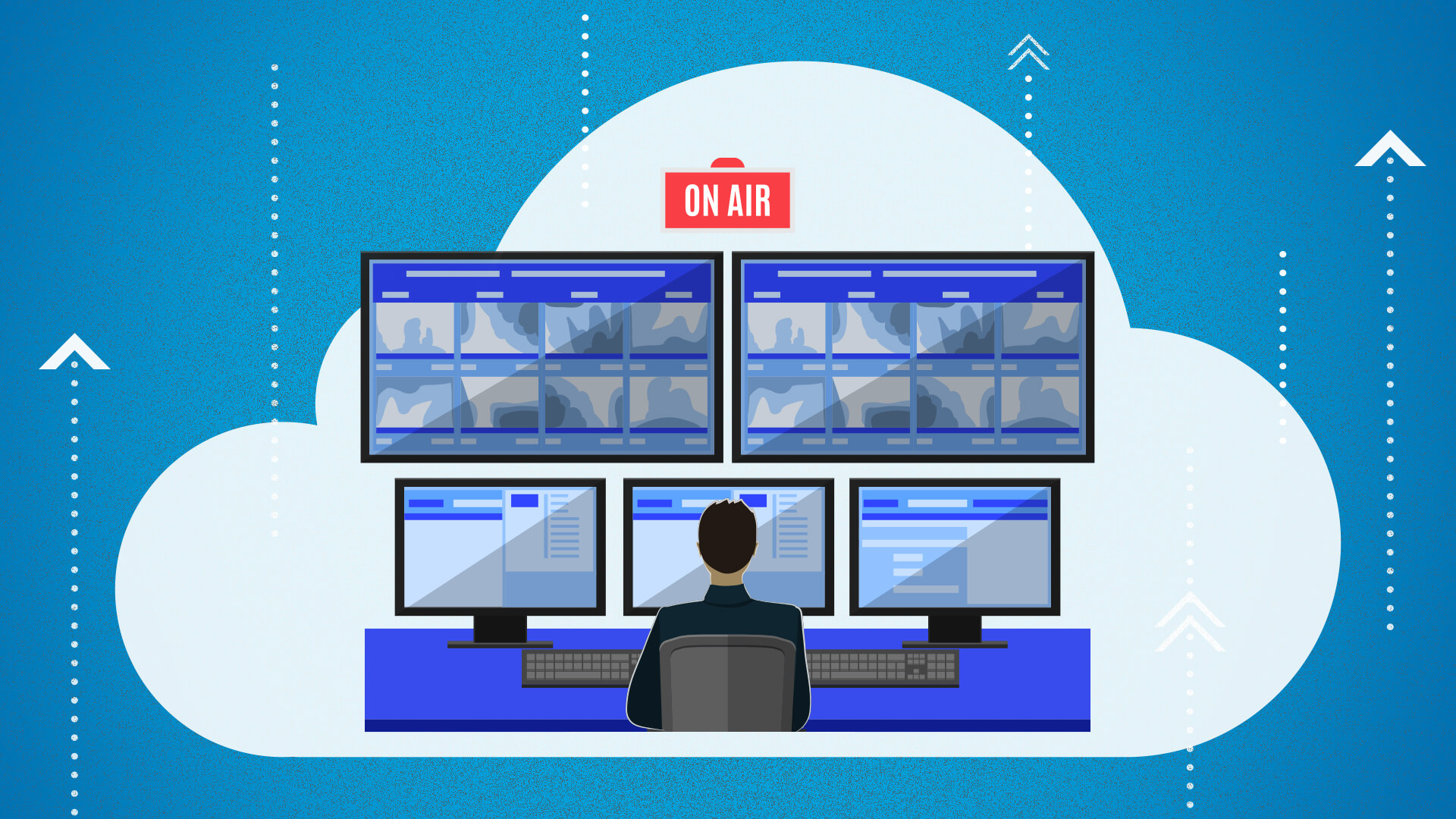 Why Broadcasters are Moving to the Cloud