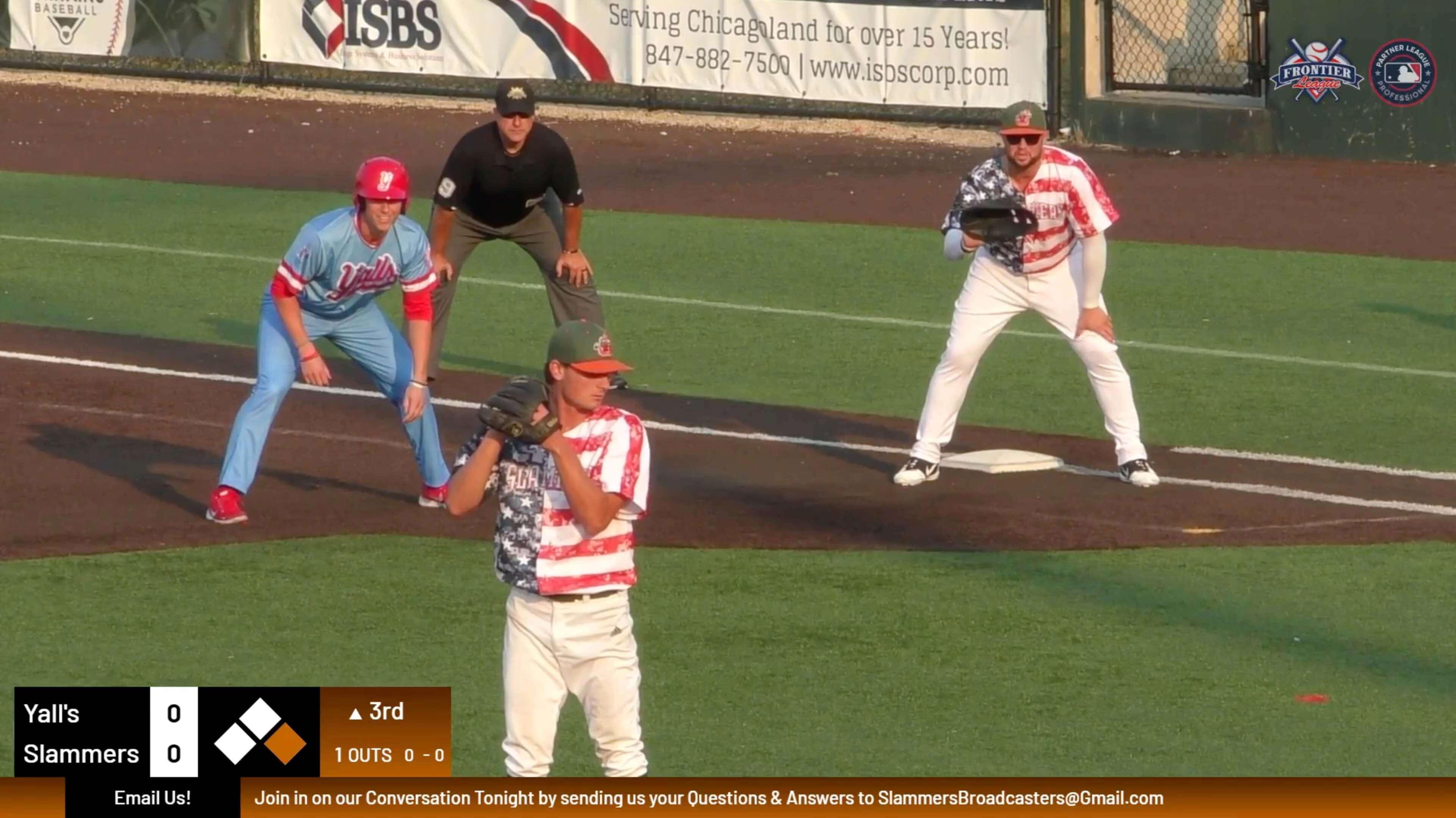 The Joliet Slammers - A Minor League Team with Major League Broadcasts