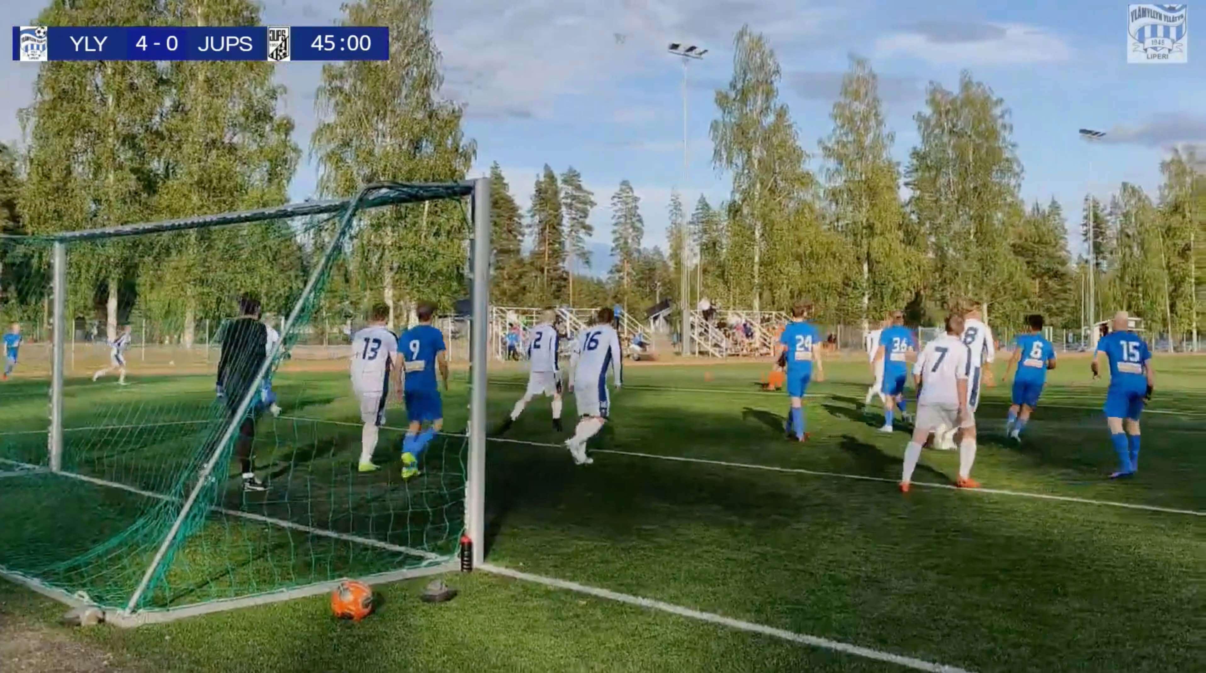 Finnish Soccer Club Ylämyllyn Yllätys Elevates Their Live Content