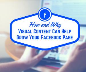 Using visual content on social media