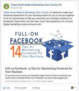 How to get more social media shares