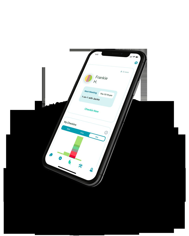 companion app interface