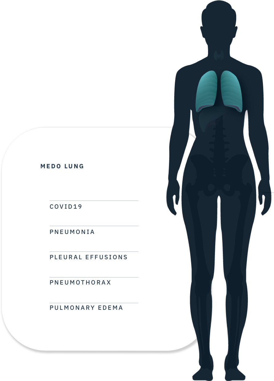 MEDO Lung applications