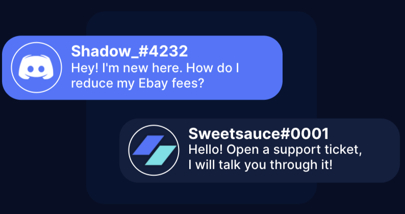 Resell Method Discord Support