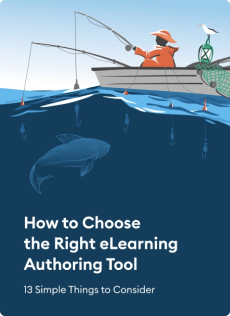 How to choose the right eLearning Authoring tool