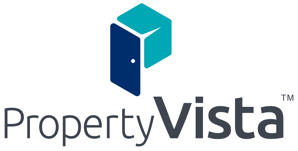 Property Vista logo in colour