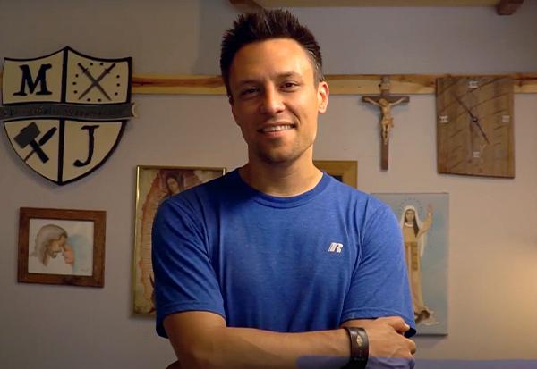 Jonathan, The Catholic Woodworker