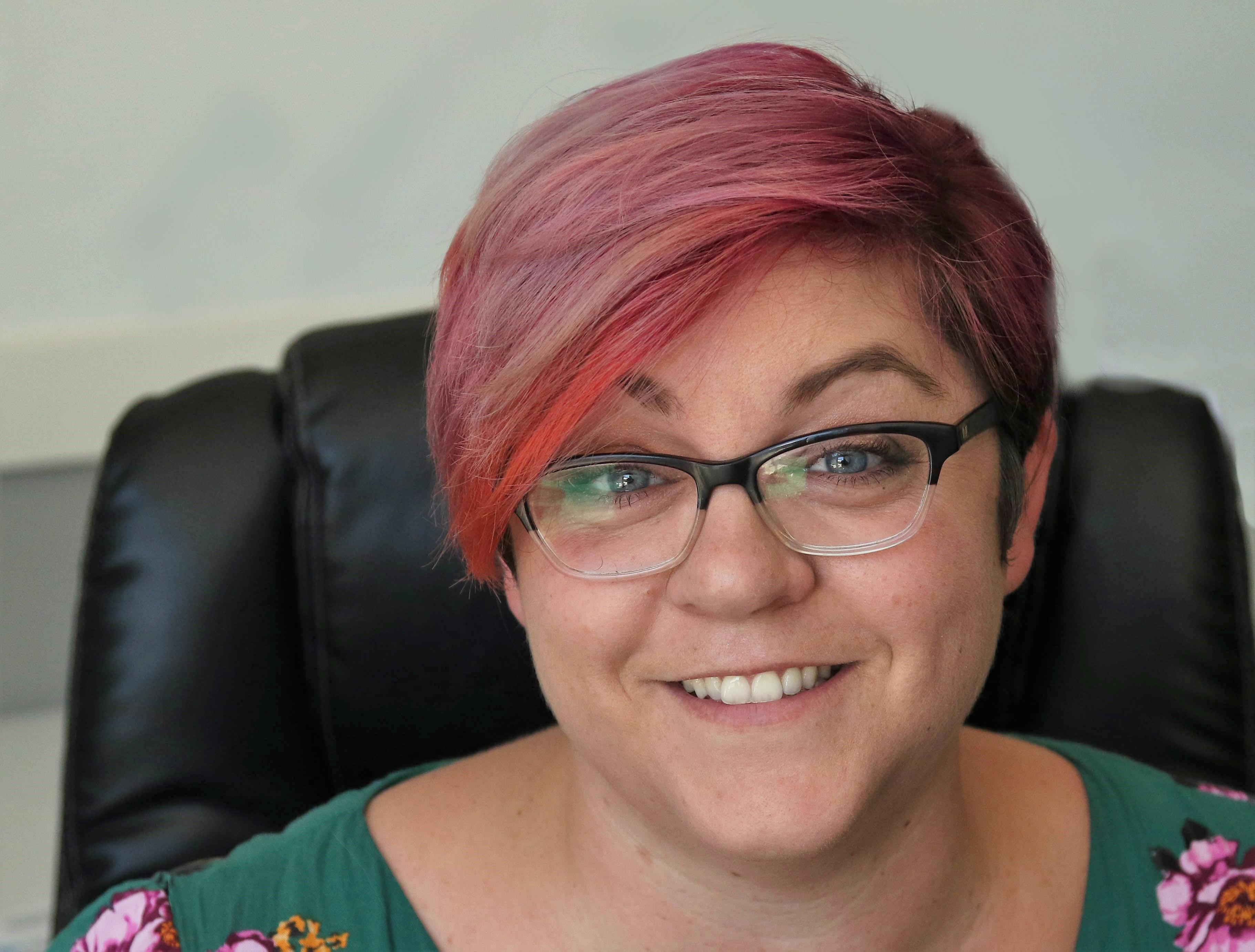Sarah Hunt Wyoming Democratic Party
