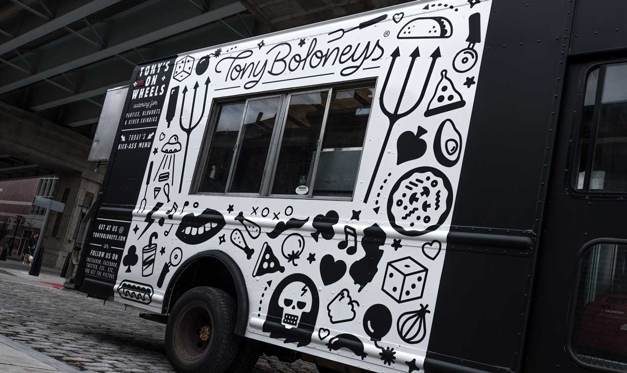 Tony Boloney's Food + Catering Truck