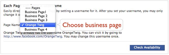 How to shorten your FB URL-2