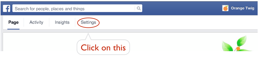 How to add an admin to FB page 1