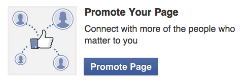 FB-promote page