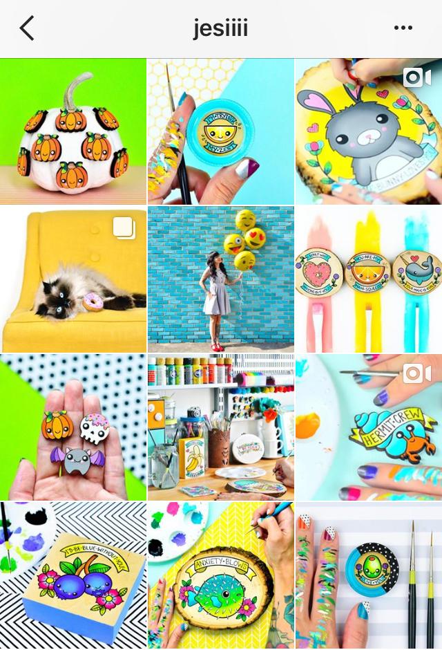 Instagram screenshot jesiiii
