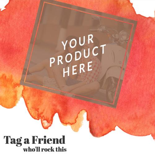 OrangeTwig - Tag a friend
