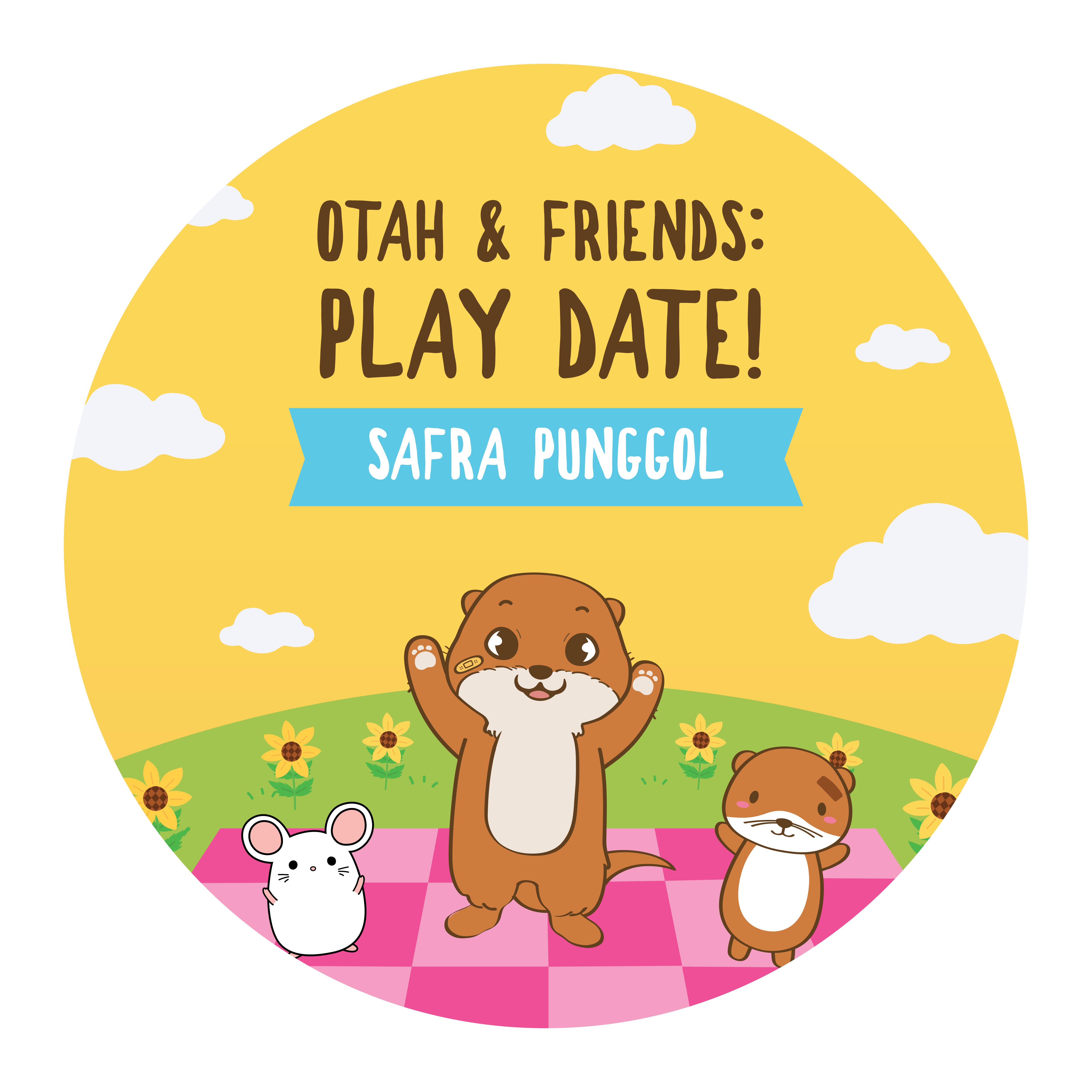 Otah & Friends: Playdate! at SAFRA Punggol