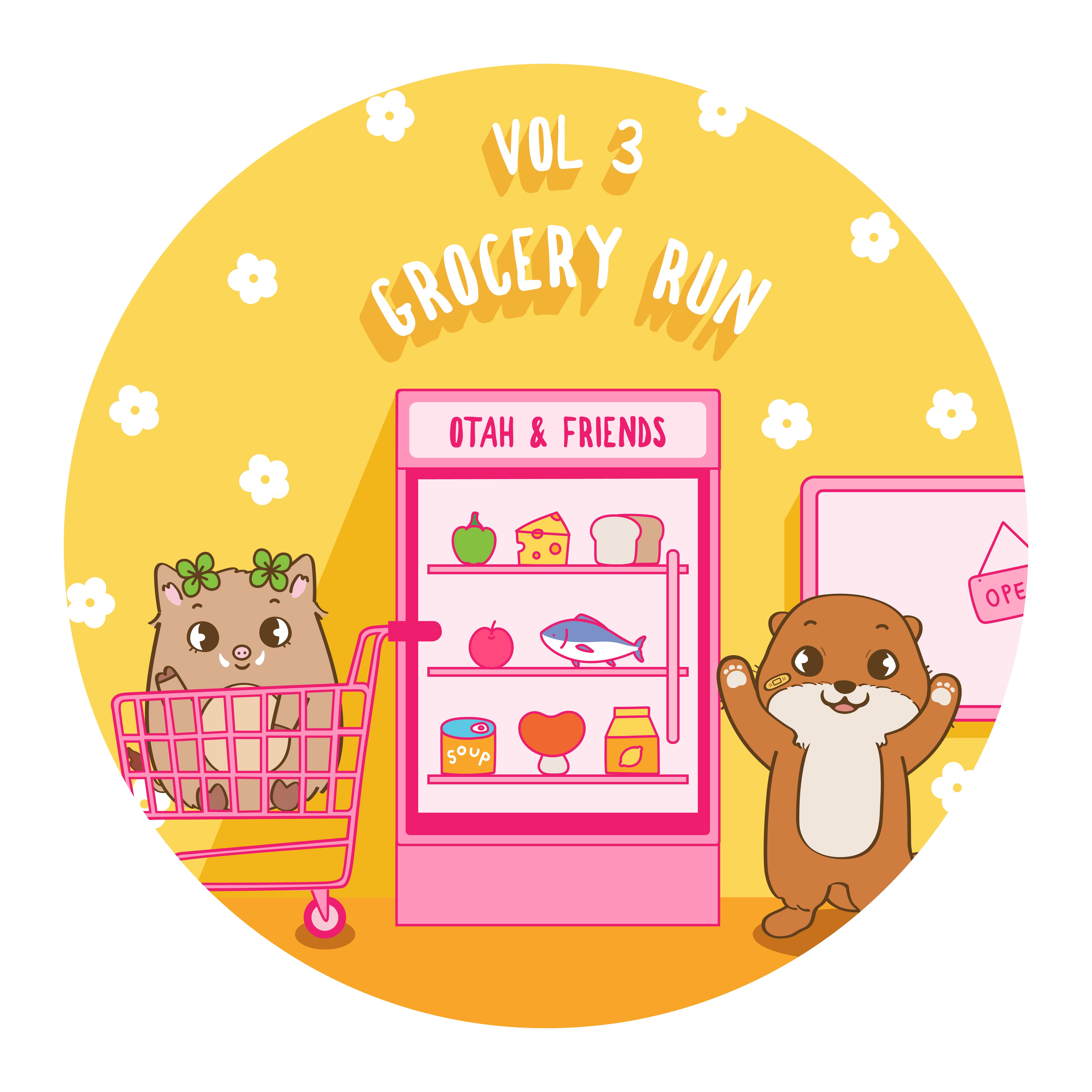 Otah &Friends Vol 3: Grocery Run