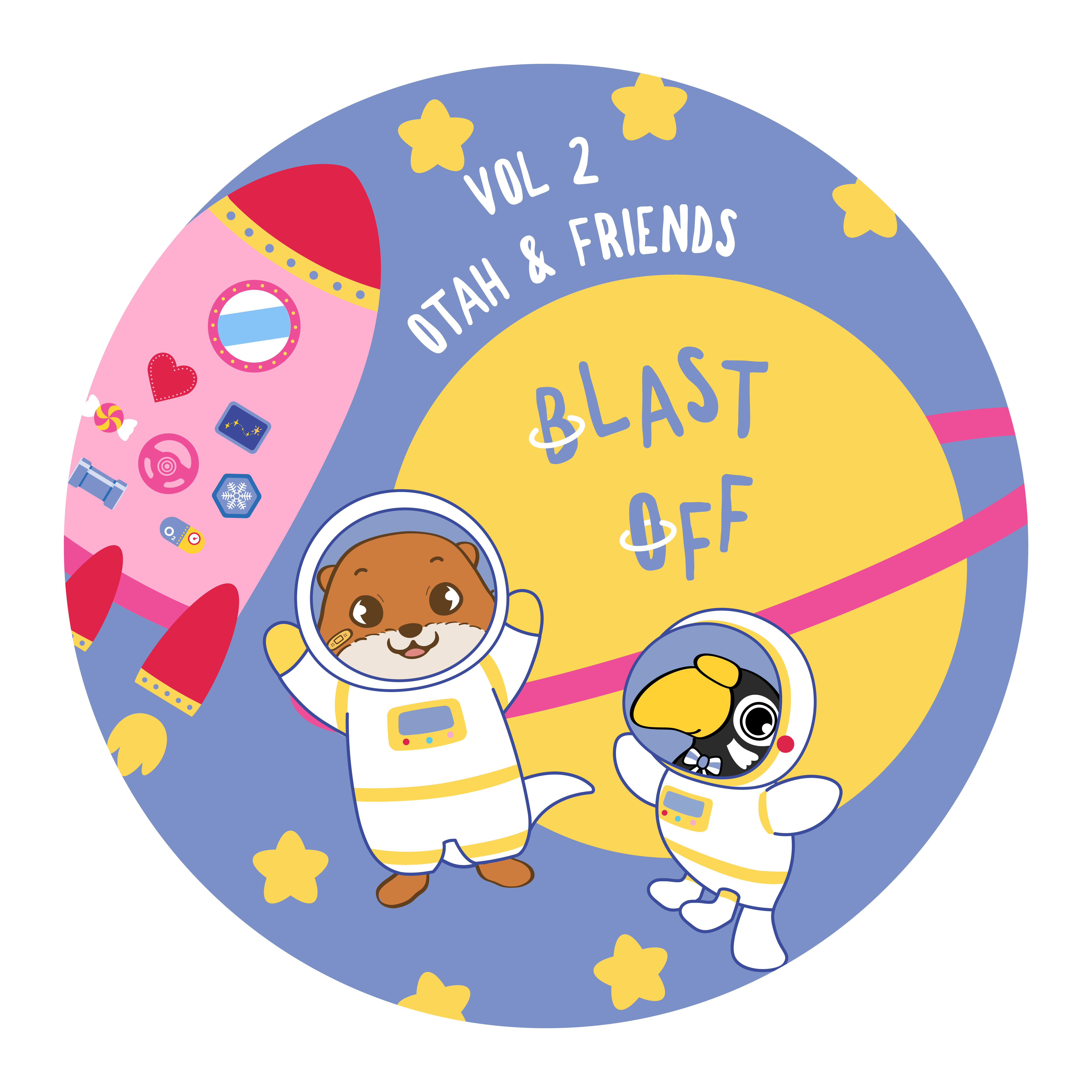 Otah &Friends Vol 2: Rocket School