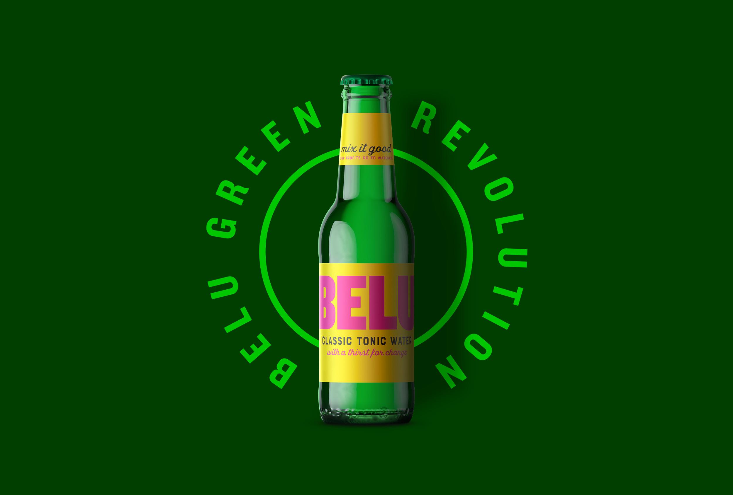 Belu Green Revolution icon