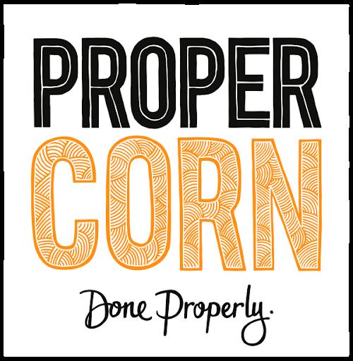 Propercorn Logo