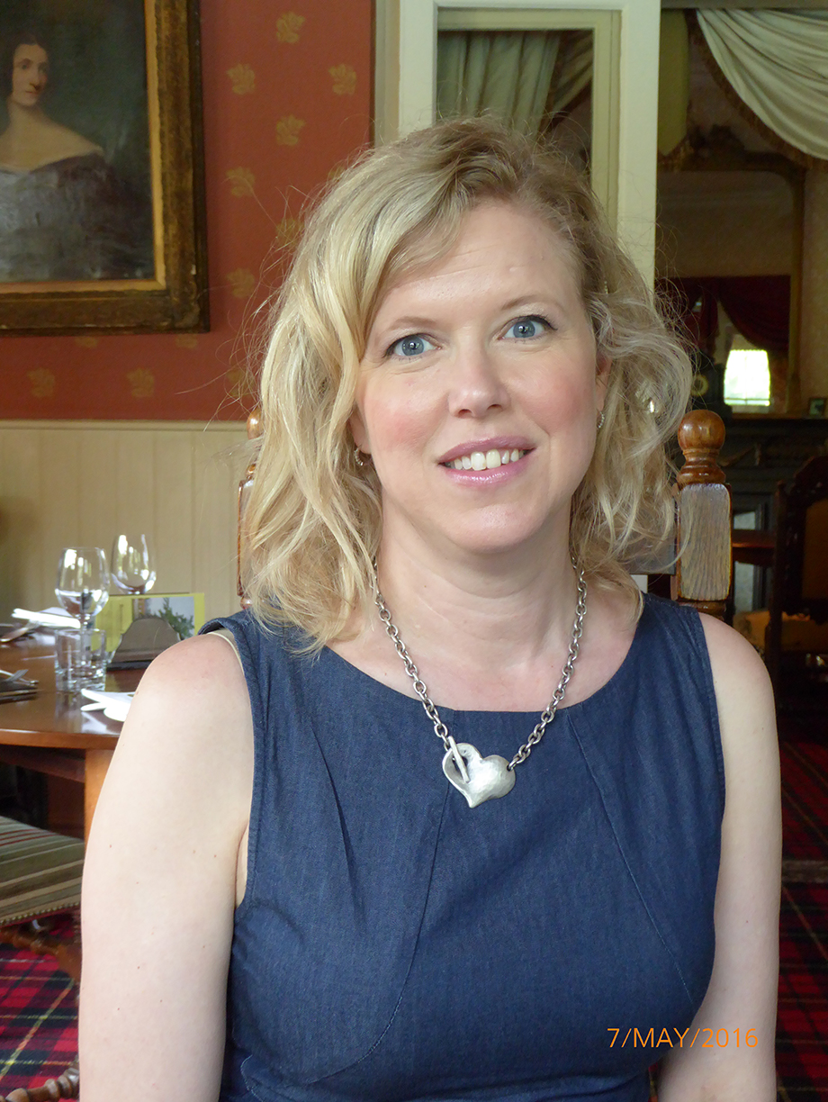 Rae Warner, Funding & Sustainability Director at The Mix Stowmarket