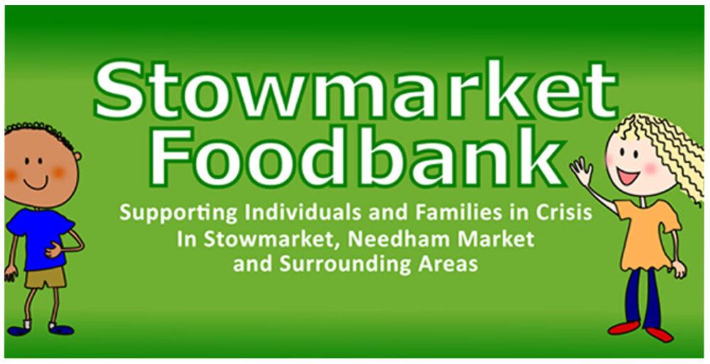 Stowmarket Foodbank Graphic