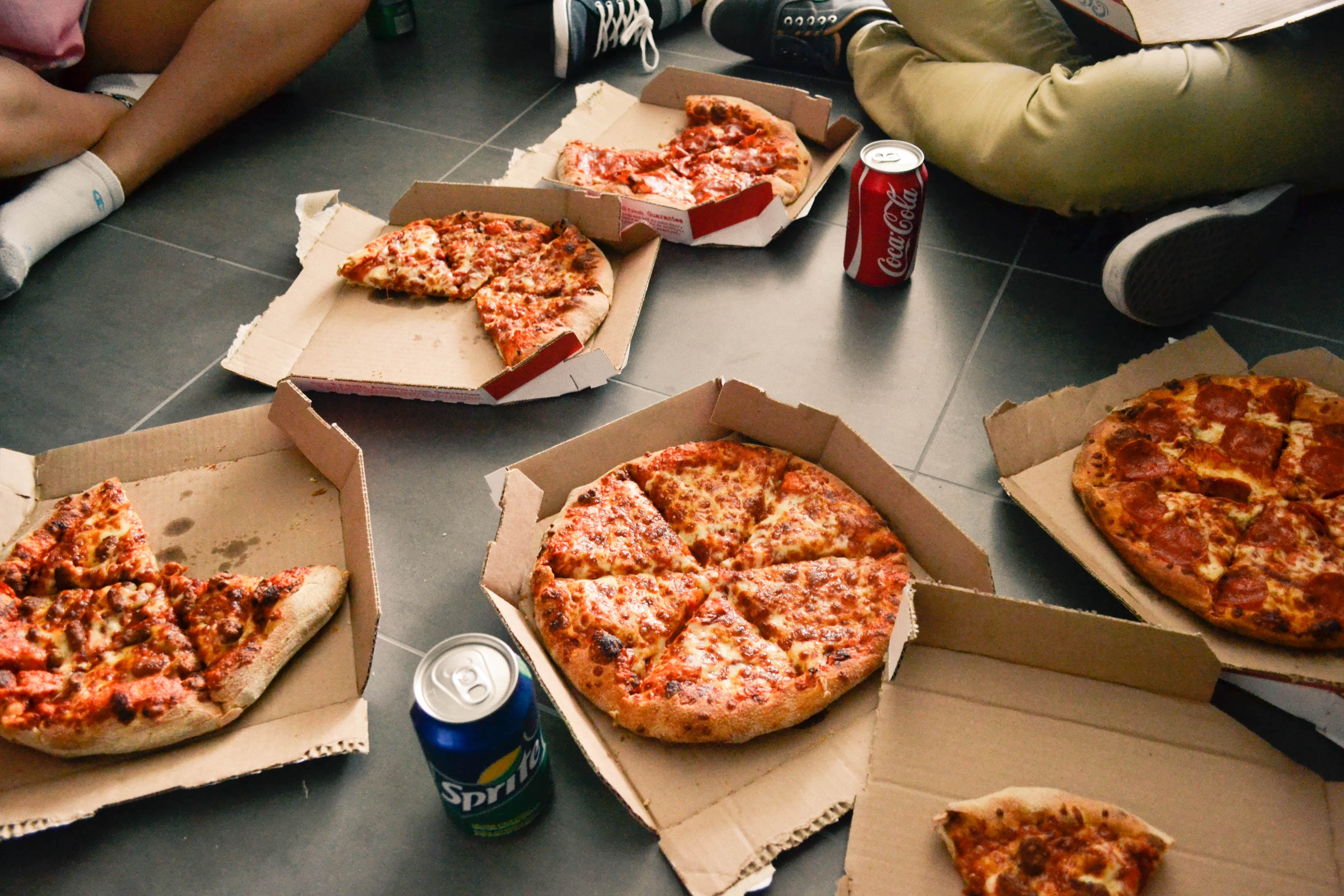 Open Pizza Boxes & Drinks Drop In Session at The Mix Stowmarket
