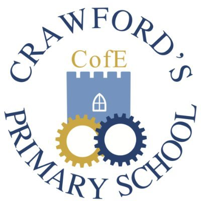 Crawfords Primary School Logo
