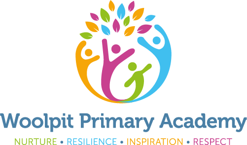 Woolpit Primary School Logo