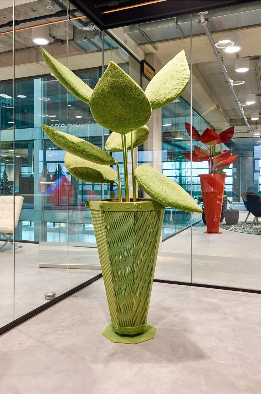 lyb grote groene plant