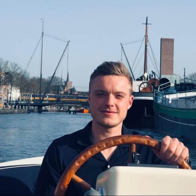 Photo of Ruud van de Wiel