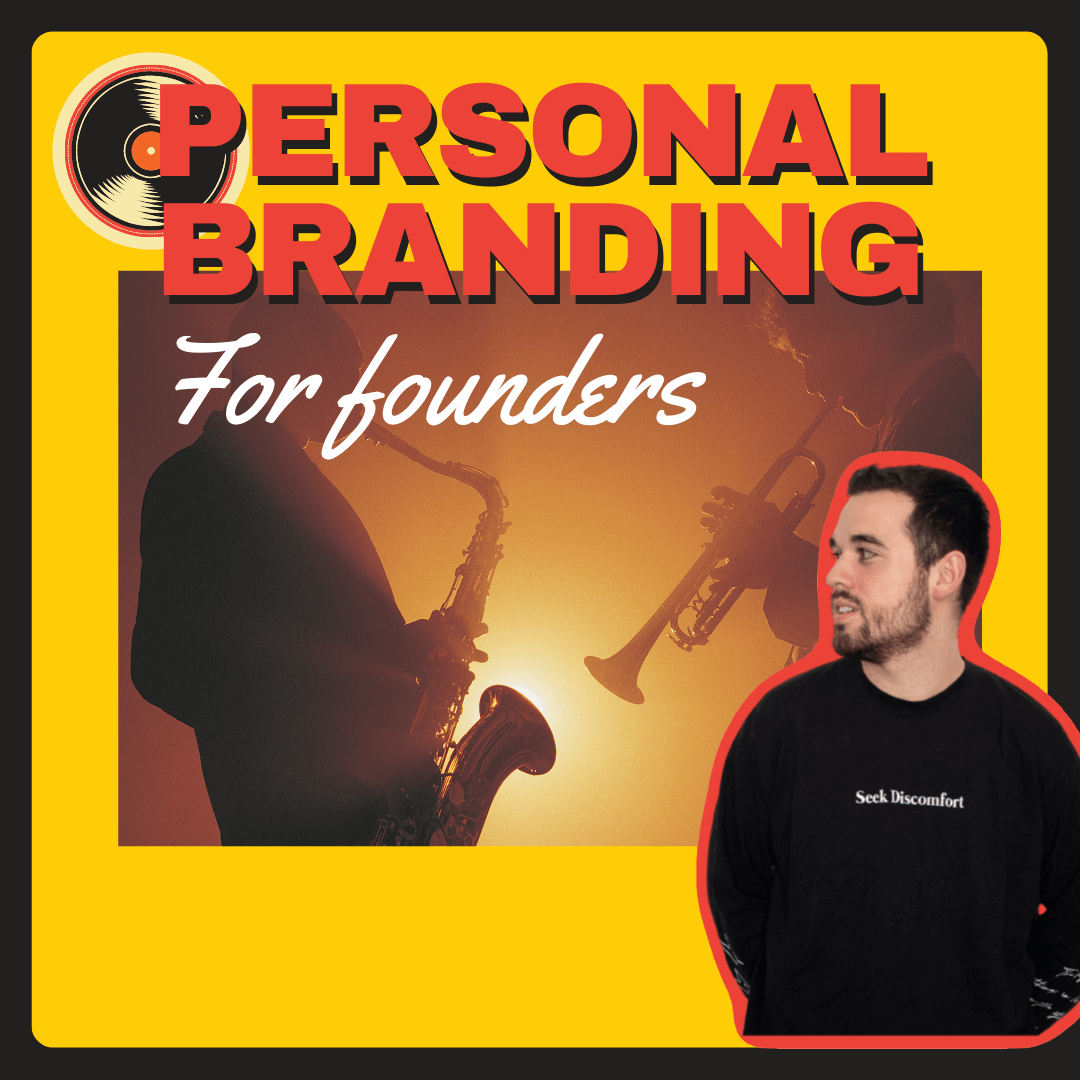 Cover of personal branding course