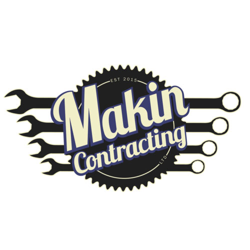 Makin Contracting Logo