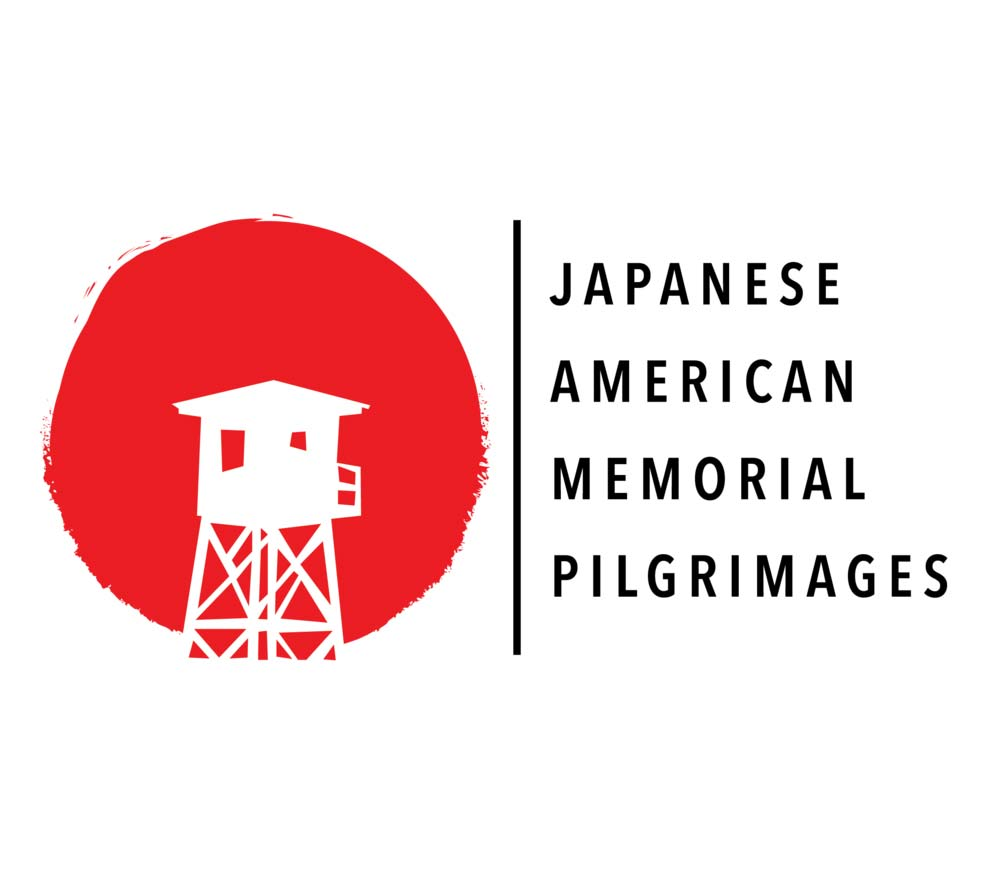 Japanese American Memorial Pilgrimages Logo