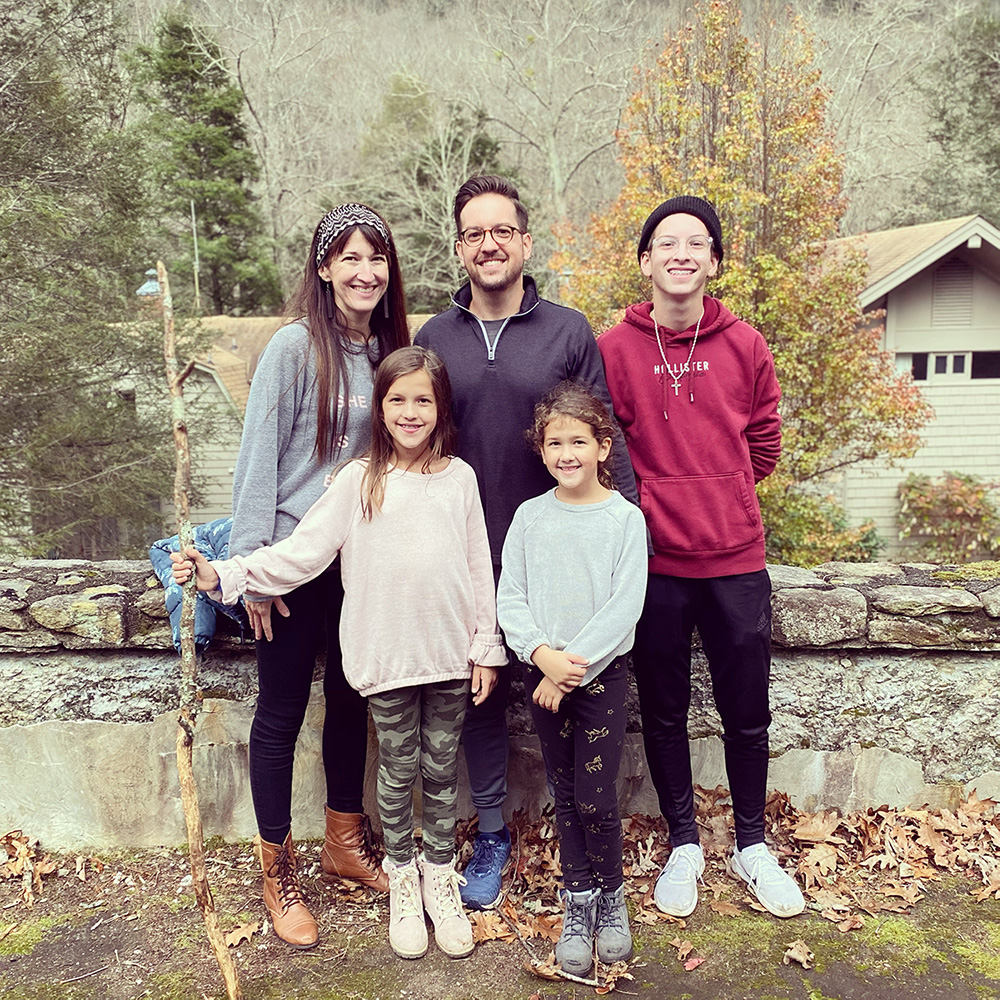 VanLue Family Picture