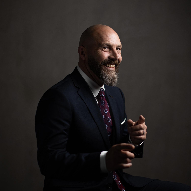 Michael Philpott: Speaker Coach