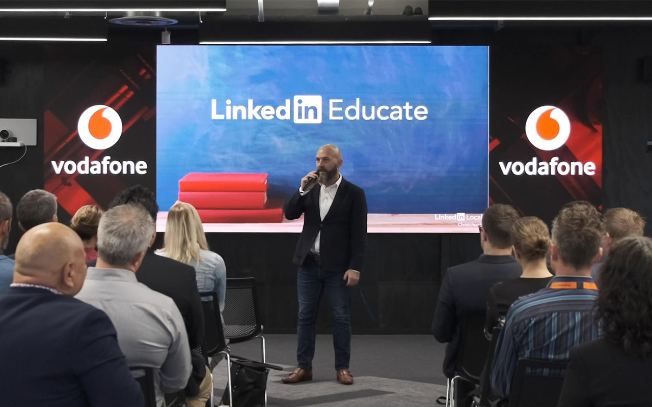 Simplify Your Speaking Workshop
