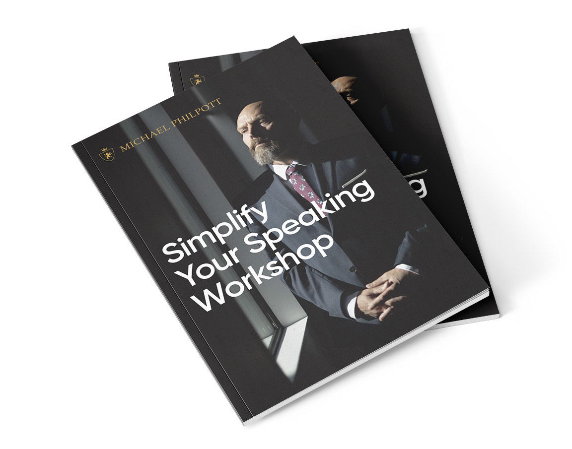 Simplify Your Speaking Workshop