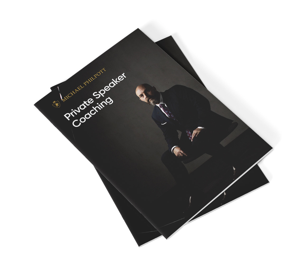 Private Speaker Coaching Download
