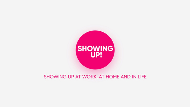Showing Up Podcast with Michael Philpott and Kaushik Kumar
