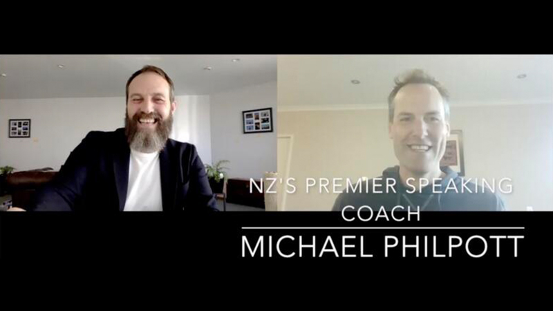Seeds Podcast: Michael Philpott on being NZ's premier speaking coach
