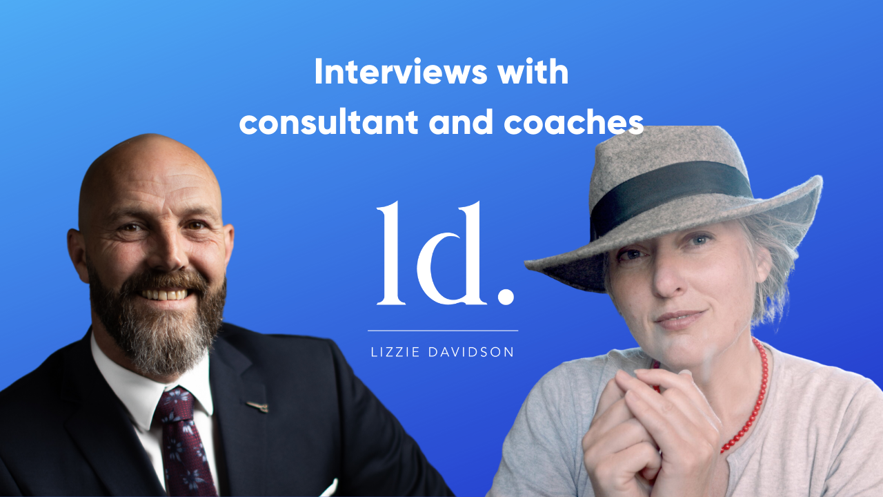 Lizzie Davidson interviews Michael Philpott, NZ's #1 Speaker Coach