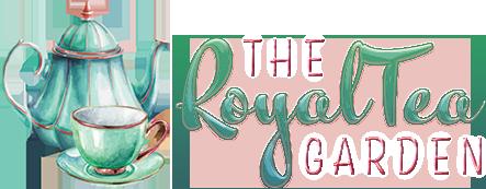 Logo The RoyalTEA Garden, Pleasanton, CA