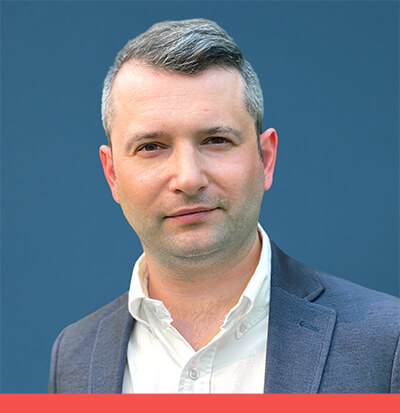 Sergei Dolukhanov - Head of customer success