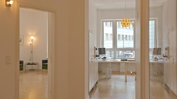 Beratungsinstitut Köln Institut Empfang
