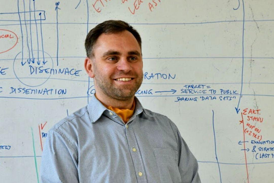 Jan Faigl earned the 2020 Amazon Research Award
