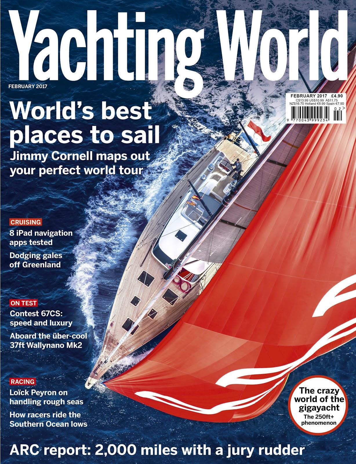 yachting world online