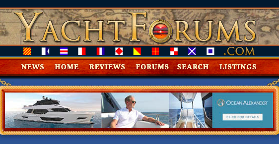 yacht forums
