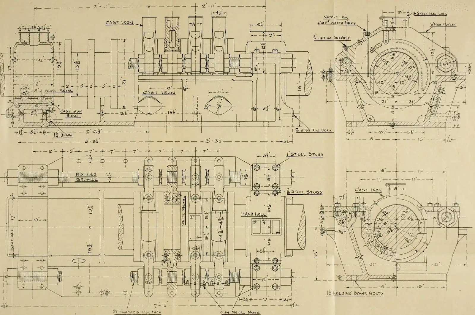 history of marine egineering