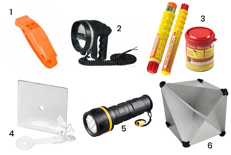 lifeboat communication tools